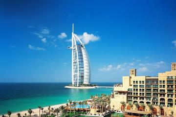 Dubai Traditional Tour with Lunch and Burj Khalifa Visit