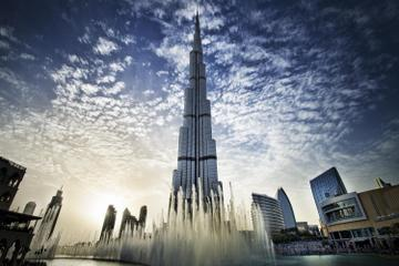 Full-Day Dubai Sightseeing Tour with Lunch at the Musical Fountains
