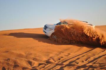 Overnight Deluxe Safari From Abu Dhabi