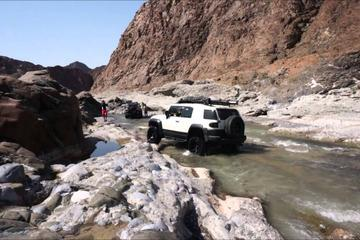 Private Day Tour: Wadi Al Abyadh by 4x4 from Muscat