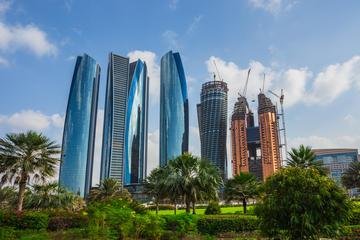 Full Day Abu Dhabi Tour from Dubai including Lunch