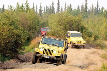 Jeep Safari Tour from Istanbul