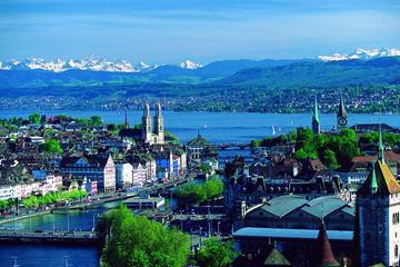 4-Hour Zurich City Tour with Private Guide