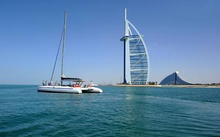 Dubai Marina Catamaran Lunch Cruise at Palm Jumeirah