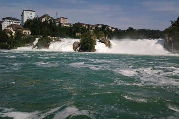 Private Guided Tour to Schaffhausen and Rhine Waterfalls from Zurich