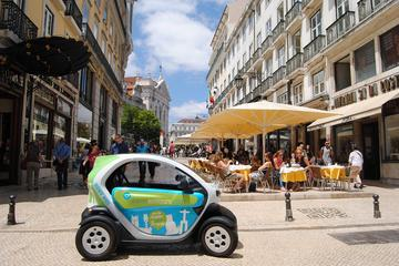 Electric Car with GPS Audio Guide - Downtown Lisbon