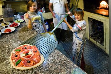 Rome4Kids Small Group Pizza Master Class