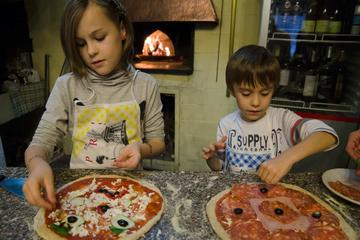Private Pizza Master Class with Rome4Kids