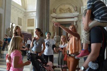 Vatican Highlights Group Tour Specialized for Families with Children