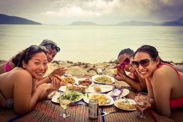 Beach Picnic in Koh Samui