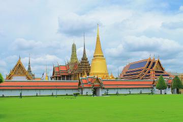 Private Tour: 4-Hour Grand Royal Palace Tour from Bangkok