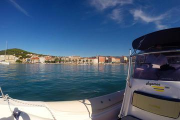 Private Sea Speedboat Transfer to Island Brac from Split