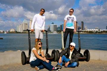 Downtown San Diego and Waterfront Segway Tour