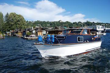 2-Hour Cruise on Lake Union in Seattle