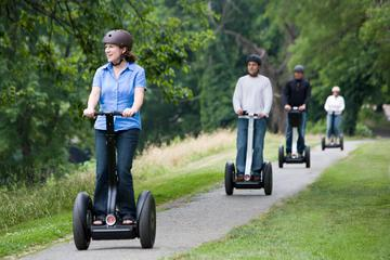 Self-Guided Segway Tour And Rental