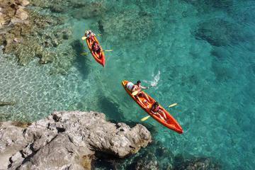 Dubrovnik Sea Kayaking and Snorkeling Tour