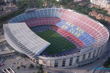 Private Tour: Camp Nou Tour Including Optional Barcelona Royal Polo Club Lunch