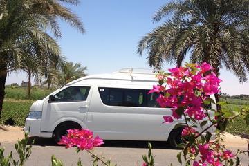 Aswan to Luxor Private Transfer
