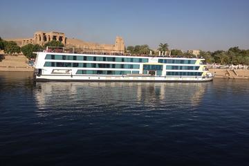 4-Day 5-Night Nile Cruise Luxor to Aswan from Marsa Alam