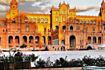 Seville Airport to City Center: Arrival Private Transfer