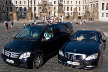 Private Transfer to Prague from Krakow