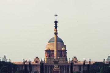 Imperial Lutyen Delhi Walking Tour