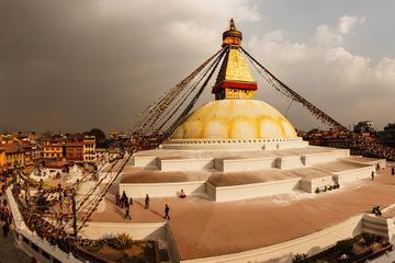 3-Day Kathmandu Valley at Glance including Kathmandu Durbar Square and Swoyambhunath Stupa