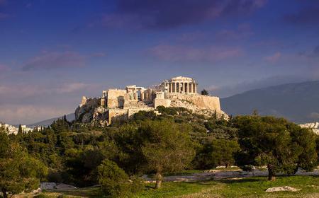 Athens: 2-Hour Photography Tour