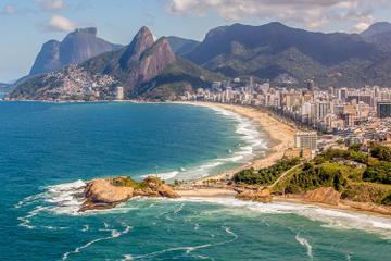 Private Rio de Janeiro City Tour with One-Way Airport Transfer