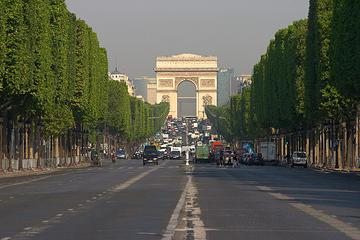 Skip the Line Arc De Triomphe Summit Access and Champs Elysees Highlights in Paris Tour
