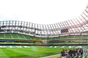 Guided Tour of Aviva Stadium in Dublin