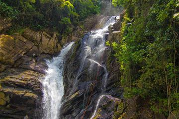 Day Trip: Waterfall Rappelling and Zipline Adventure in Dangriga- Antelope Falls