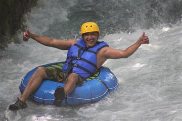 Water Tubing Adventure, Blue River Resort and Hot Springs at Rincon de la Vieja