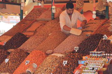 4-Hour Food Tasting Tour by Bike in Marrakech