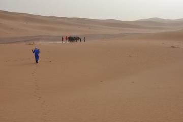 Private 3-Night Moroccan Sahara Desert Round-Trip to Merzouga from Marrakech
