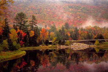 10-Day New England Fall Foliage Tour including Cape Cod