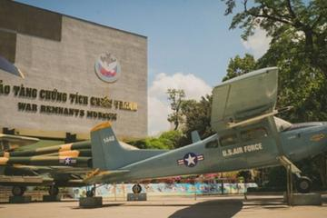 War Remnants Museum and Cu Chi Tunnels Day Trip from Ho Chi Minh City