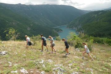 3-Night Active Break in Montenegro Including 2 Hikes Tara River Rafting and Piva Lake Cruise