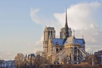Paris Ile de la Cite Medieval Private Walking Tour: Notre Dame, Sainte Chapelle and Conciergerie