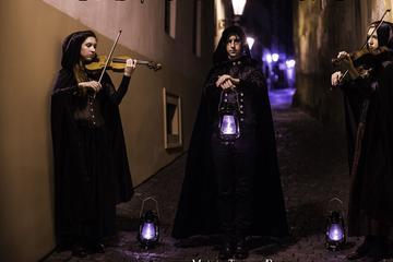 Prague Old Town Mystery Walking Night Tour