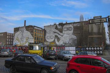 5-Hour Private Berlin Van Tour: Street Art Multi-Culture And Modern Lifestyle of Kreuzberg