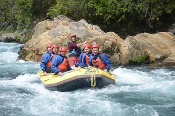 Tongariro River White Water Rafting Adventure from Taupo