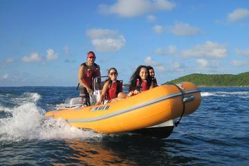 4 Passenger Mini Boat Snorkel Safari