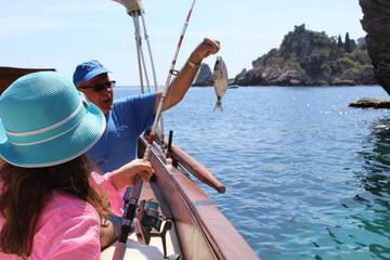Isola Bella Fishing Tour from Taormina