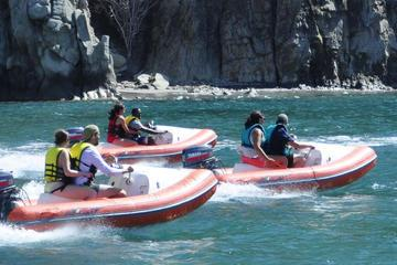 St Kitts Mini Speedboat Snorkel Adventure