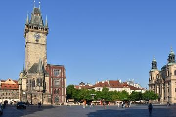 Skip The Line: Prague Astronomical Clock Tower Entrance Ticket