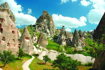 South Cappadocia Green Tour with Trekking in Ihlara Valley