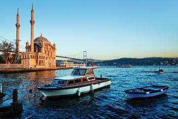 Istanbul 1-Day Guided Tour from Belek including Domestic Flights