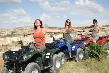 Quad Safari through Rose Sword and  Love Valleys