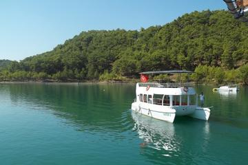 Cabrio Bus Safari and Green Lake Catamaran